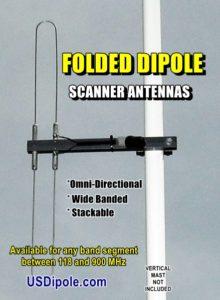 outdoor scanner antenna