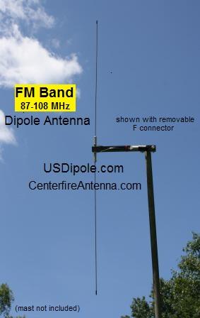 FM Long Range Dipole 1